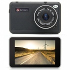 "Junsun 4"" IPS FHD 1080P Car DVR Camera Video Recorder w/ Dual Lens"