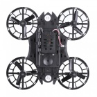 JXD 515W 2.4GHz Wisconsin-Fi FPV 4-CH Mini RC Quadcopter-Bleu + Noir