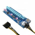 Kitbon USB 3.0 PCI-E 1X to 16X Riser Adapter Card Extender Cable