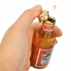 Multi-Functional Windproof Latest Creative Beer Bottle Lighter