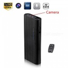 1080P DVR Video Recording Camera Chargeur avec détection de mouvement + 32 Go TF Card
