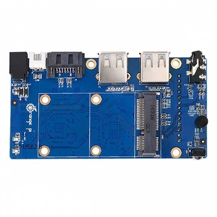Orange Pi NAS Expansion Board Interface Board