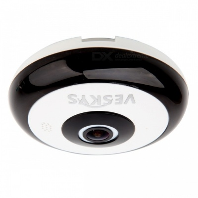 VESKYS 360 Degree HD Full View IP Network Security Wi-Fi Camera