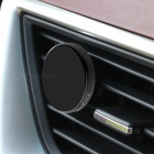 ZIQIAO Universal Metal Magnetic Cell Phone Car Holder - Black