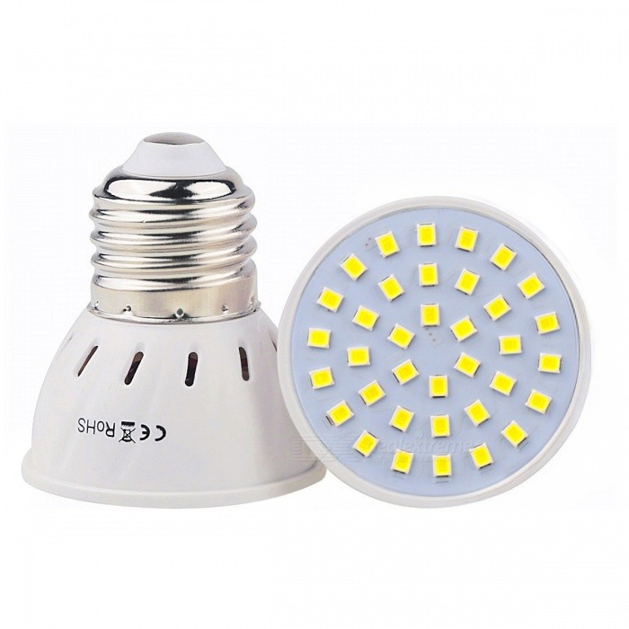 YWXLight E27 36LED 3W 2835SMD Proyector LED blanco frío