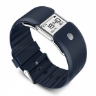 Bracelet intelligent Bluetooth KELIMA X6 IP66 - Bleu foncé
