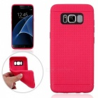 Protective TPU Back Case for Samsung Galaxy S8 Plus - Deep Pink