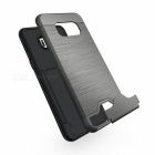 Skyddande PC + TPU Back Case w / Card Slots för Samsung Galaxy S8 Plus