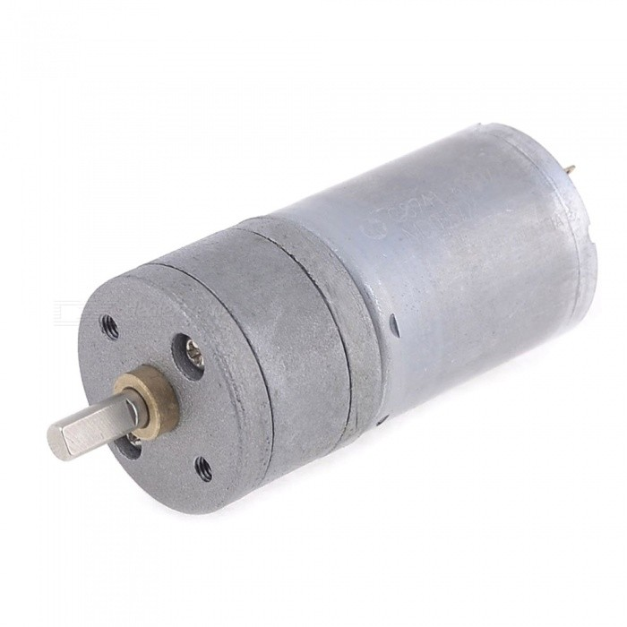 12VDC 400RPM Replacement Torque Electric Gearbox Gear Box Motor