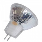 YouOKLight MR11 4W 5733-SMD 15-LED varm vit glödlampor (6 st)