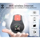 Junsun Auto DVR Kamera Wireless WiFi APP Control Video Recorder