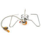 Outdoor Portable Stainless Steel Gas Stove (2*AG3)