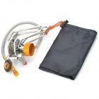 Outdoor Portable Stainless Steel Gas Stove