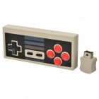 Wireless Turbo Controller + Adapter for Nintendo Nes Mini - Grey
