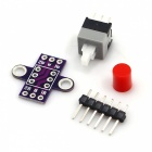 DIY Self-locking / Lock Switch Module (5PCS) (No Welding)