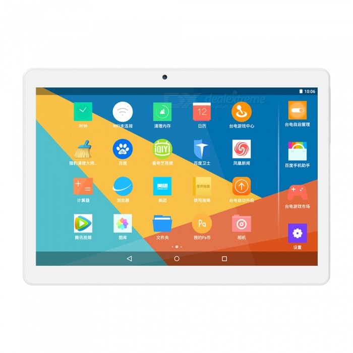 teclast x10 10,1 tums android 6,0 ​​quad-core tablet PC, 1 GB RAM + 16 GB ROM