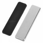 JEDX 40*10*4mm Rectangular Strong NdFeB Magnets - Silver (5PCS)