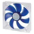 Akasa AK-FN052 9.2cm Smart & Cool Motherboard Controlled Fan - Blue