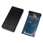 Aluminium Magnésium Or Shell Pci-E SSD massif mobile fort disque boxer