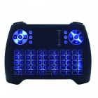 T16 Mini Wireless Touchpad Keyboard w/ Backlit for PCPAD, XBox 360