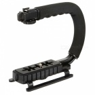 Handheld C-Type Handheld Camera Holder Stabilizer - Black