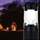 Jiao Yang Solar Powered 1-Mode Camping Lamp for Outdoor