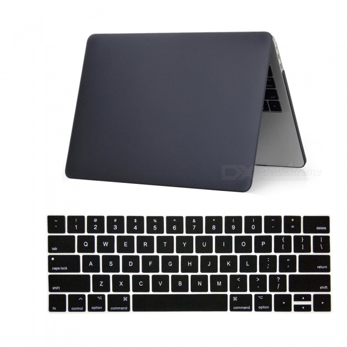 Dayspirit Matte Case + Keyboard Cover für MacBook Pro 13,3 Zoll 2016