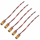 2~5mW Dot Red Laser Module (5-Pack/3V)