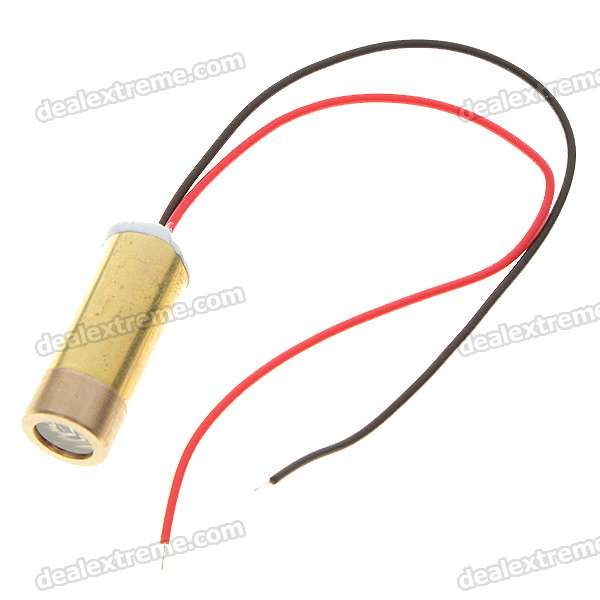 2~5mW 650nm Cross Laser Module (3V)