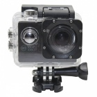 "SJ7000 2"" HD 1080P Wi-Fi Diving Aerial Sports DV Camera - Black"