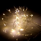 Mini 40-LED Warm White Fairy String Light for Wedding Party Christmas