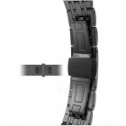 KELIMA Metal Stainless Steel Watch Chain Strap - Black