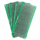 Hengjiaan 20PCS Double Side Prototype Universal PCB Circuit Boards