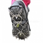 Sunfield 18-tooth Stainless Steel Shoe Chain Cleat Crampons (XL/ Pair)