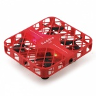 D3 Mini Mesh 2.4G 4-CH 6-Axis RTF RC Quadcopter w/ Transmitter - Red