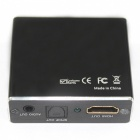 BSTUO Mini 4Kx2K SPDIF+3.5mm 3D HDMI to HDMI Audio Extractor Converter