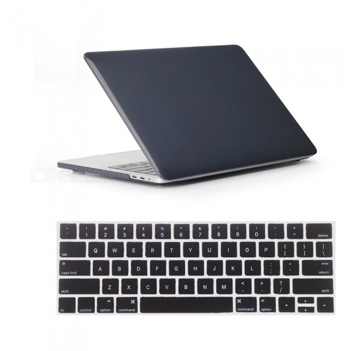 Dayspirit Crystal Case + Keyboard Cover for MacBook Pro 15.4 inch 2016