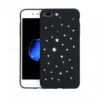 Matte Soft TPU Hollow Little Stars Case Cover for IPHONE 7 Plus