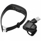 Easton S2 IP66 -verenpainemittari Smart Band - musta