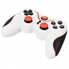 GEN GAME S5 Bluetooth Wireless Gamepad Handle w/ 400mA Battery - White