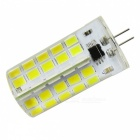 YWXLight G4 5W 80LED 6000 ~ 6500K Dimmbare LED Silikon Mais Lampe