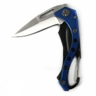 CTSmart Creative Keychain Climbing Small Knife - Blue