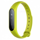 "0.87"" IP67 Bluetooth Sports Exygen Bluetooth Smart Mobile Bracelet w / Call Message Reminder Function"