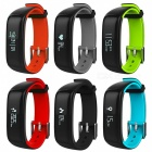 Eastor P1 IP67 -verenpainemittari Smart Band - musta