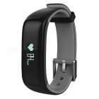 Eastor P1 Blood Pressure Heart Rate Monitor Smart Band - Grey