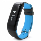 Eastor P1 Blood Pressure Heart Rate Monitor Smart Band - Blue