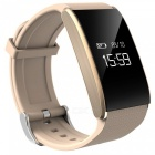 Eastor T91 IP67 Blutdruck Herzfrequenzmesser Smart Band - Golden