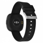 Eastor P2 IP67 Blood Pressure Heart Rate Monitor Smart Bracelet- Black