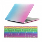 "Dayspirit Rainbow Case + Keyboard Cover for MacBook Pro 13.3"" 2016"