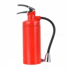 Creative Boutique Extinguisher Shaped Windproof Lighter w / LED Light